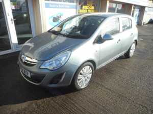 2011 (61) Vauxhall Corsa 1.3 CDTi ecoFLEX 16v Excite 5dr (a/c) For Sale In Pontefract, West Yorkshire