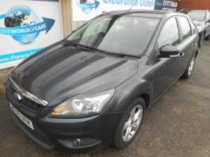 2009 (59) Ford Focus 1.6 Zetec 5dr For Sale In Pontefract, West Yorkshire
