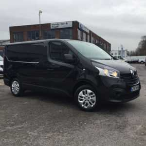 2018 (67) Renault Trafic SL27 1.6dCi 120ps Sport Nav Panel Van For Sale In Southampton, Hampshire