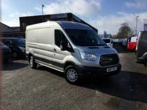 2017 (17) Ford Transit 350 L3 H2 2.0TDCi 130ps 6-spd Trend Panel Van For Sale In Southampton, Hampshire