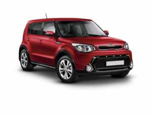 2017 (17) Kia Soul 1.6 CRDi 3 DCT Auto For Sale In Lee on Solent, Hampshire