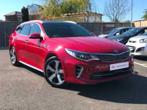 2017 (17) Kia Optima 1.7 CRDi ISG GT-Line S DCT Auto For Sale In Lee on Solent, Hampshire