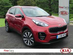 2017 (66) Kia Sportage 2.0 CRDi KX-3 For Sale In Lee on Solent, Hampshire