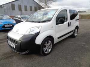 2010 (60) Fiat Qubo 1.3 Multijet Active *ONLY £30 A YEAR TAX* For Sale In Cinderford, Gloucestershire