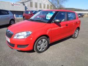 2011 (11) Skoda Fabia 1.2 12V S For Sale In Cinderford, Gloucestershire