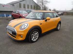 2014 (64) MINI HATCHBACK 1.5 Cooper D *ZERO TAX* For Sale In Cinderford, Gloucestershire