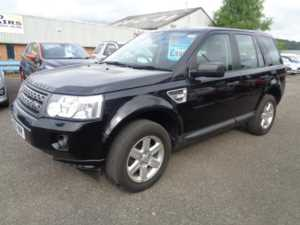 2011 (60) Land Rover Freelander 2.2 eD4 GS 2WD For Sale In Cinderford, Gloucestershire