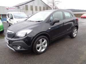 2015 (64) Vauxhall Mokka 1.7 CDTi Exclusiv For Sale In Cinderford, Gloucestershire
