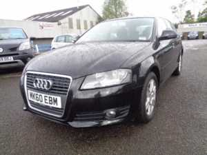 2010 (60) Audi A3 1.6 TDI SE *ONLY £20 A YEAR TAX* *68.9 MPG* For Sale In Cinderford, Gloucestershire