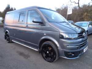 2011 (11) Volkswagen Transporter 2.0 TDI 140PS Kombi Van T32 St Leger CAMPERVAN For Sale In Cinderford, Gloucestershire