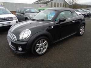 2013 (13) MINI Coupe 1.6 Cooper For Sale In Cinderford, Gloucestershire