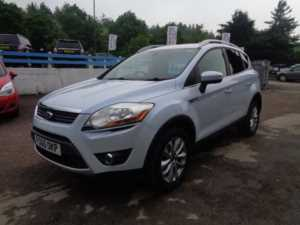 2010 (60) Ford Kuga 2.0 TDCi 140 Titanium For Sale In Cinderford, Gloucestershire