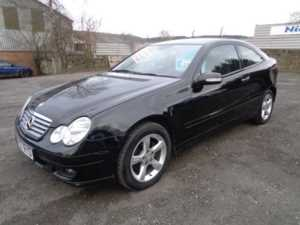 2007 (57) Mercedes-Benz C Class C200 CDI SE Auto For Sale In Cinderford, Gloucestershire