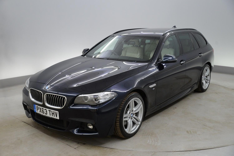 BMW Series D M Sport Dr Step Auto EXTENDED - 2013 bmw 535d