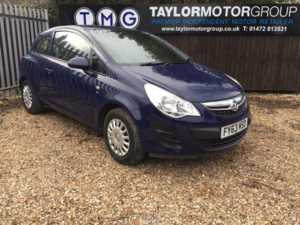 2013 (63) Vauxhall Corsa 1.0 ecoFLEX S For Sale In Newark, Nottinghamshire