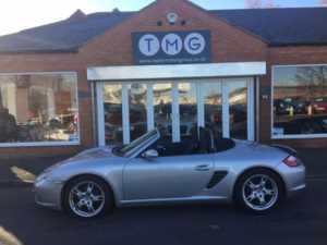 2005 (05) Porsche Boxster 2.7 For Sale In Newark, Nottinghamshire