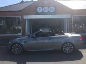 2008 (58) BMW M3 4.0 V8 DCT CONVERTIBLE For Sale In Newark, Nottinghamshire