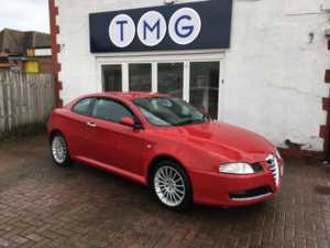 2007 Alfa Romeo GT 1.9 JTDm 16V Lusso For Sale In Newark, Nottinghamshire