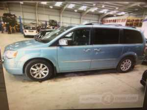 2008 (08) Chrysler Grand Voyager 2.8 CRD Limited 5dr Auto For Sale In Newark, Nottinghamshire