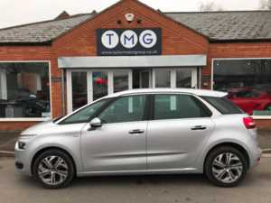 2015 (15) Citroen C4 Picasso 1.6 e-HDi 115 Airdream Exclusive 5dr ETG6 For Sale In Newark, Nottinghamshire