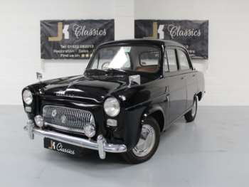 1959 Ford Prefect 100E Classic in Black For Sale In Lincoln, Lincolnshire