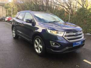 2016 (16) Ford Edge 2.0 TDCi 180 Zetec For Sale In Eastleigh, Hampshire