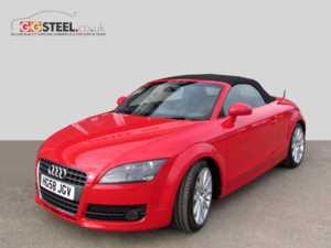 2009 (58) Audi TT 2.0T FSI 2dr For Sale In Gainsborough, Lincolnshire