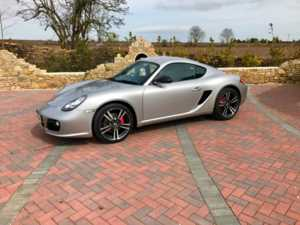 2010 (10) Porsche Cayman 3.4 S 2dr PDK For Sale In Box, Wiltshire