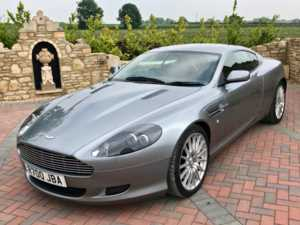 2005 (R) Aston Martin DB9 V12 2dr Touchtronic Auto For Sale In Box, Wiltshire