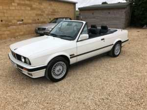 1993 (K) BMW 325I CABRIOLET For Sale In Box, Wiltshire