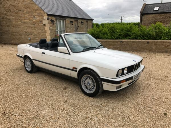 Used Bmw 325i Cabriolet Doors Convertible For Sale In Box