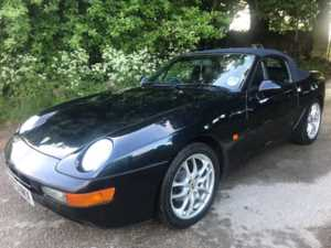 1994 (L) Porsche 968 CABRIOLET For Sale In Box, Wiltshire