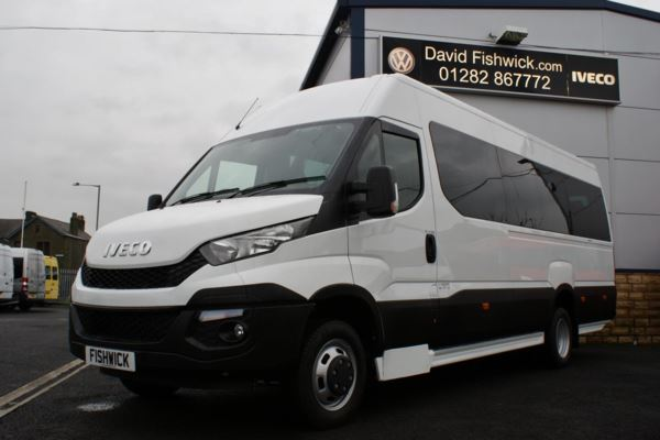 Iveco Daily 50-150 4100L H2 Extended Frame 23 Seat Minicoach For Sale In Colne, Lancashire