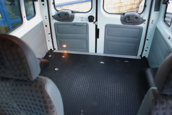 2009 (09) Ford Transit T350 100 Customised 9 Seat Minibus For Sale In Colne, Lancashire