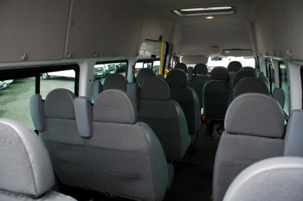 2013 (63) Ford Transit T430 135 High Roof 17 Seat Minibus For Sale In Colne, Lancashire