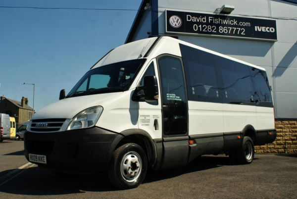 2009 (09) Iveco Daily 45C15 Wheelchair Accessible 17 Seat Minicoach For Sale In Colne, Lancashire