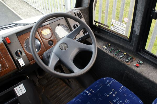 1996 (P) Mercedes-Benz T2 814D Wadham Stringer 30 Seat Bus For Sale In Colne, Lancashire