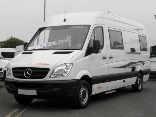 Mercedes-Benz Sprinter Custom Built Motorhome For Sale In Colne, Lancashire