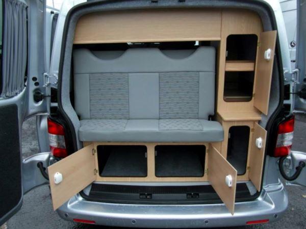 Volkswagen Transporter T51 20 TDi Camper Van Conversion For Sale In Colne Lancashire