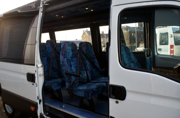 2009 (09) Iveco Daily 45C15 17 Seat Luxury Minicoach For Sale In Colne, Lancashire