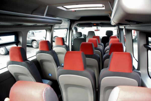 2014 (14) Renault Master DCi 125 17 Seat Minibus For Sale In Colne, Lancashire