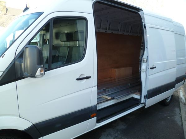 2011 (61) Volkswagen Crafter 2.0 TDi 109 Panel Van For Sale In Colne, Lancashire