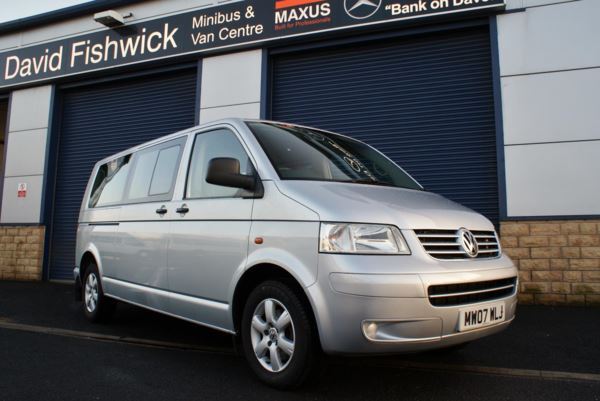 2007 (07) Volkswagen Caravelle 2.5 TDI PD130 SE For Sale In Colne, Lancashire