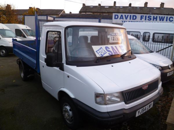 2004 (54) LDV Convoy 400 LWB Tipper Chassis For Sale In Colne, Lancashire