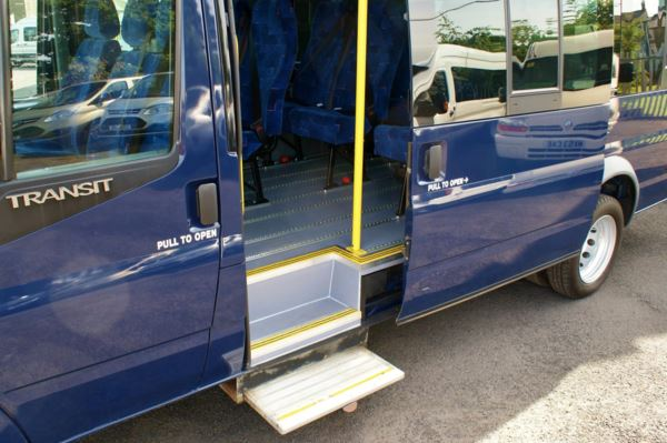 2008 (57) Ford Transit T430 17 Seat Wheelchair Accessible Minibus For Sale In Colne, Lancashire