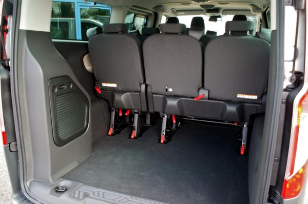 (17) Ford Tourneo Zetec 300 L2 130 9 Seat Minibus For Sale In Colne, Lancashire