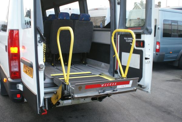 2003 (52) Iveco Daily A50C13 15 Seat Wheelchair Accessible Minicoach For Sale In Colne, Lancashire