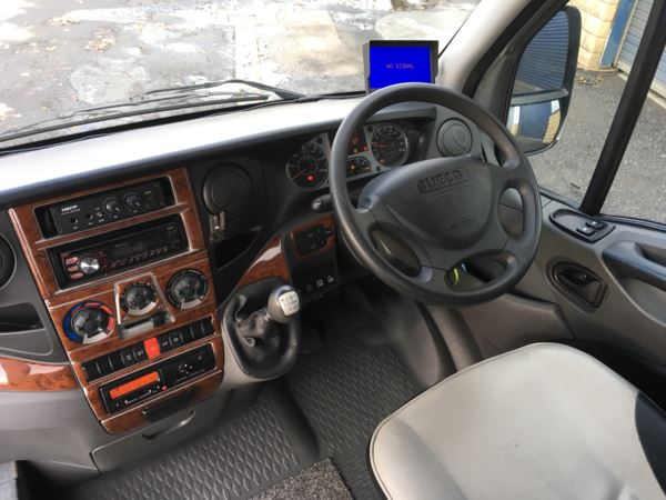 2011 (61) Iveco DAILY 45C18 17 Seat Luxury Minicoach For Sale In Colne, Lancashire