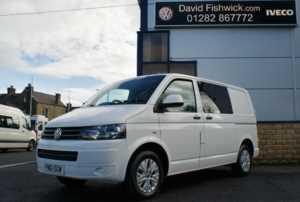 2011 61 Volkswagen Transporter T28 2.0 TDi 84PS Adventure Van 5 Doors Panel Van