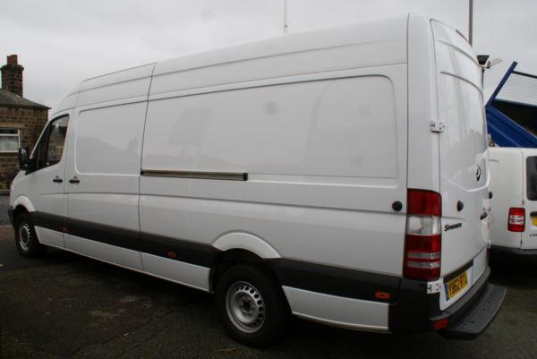 2013 (62) Mercedes-Benz Sprinter 316 CDi 3500 Panel Van For Sale In Colne, Lancashire